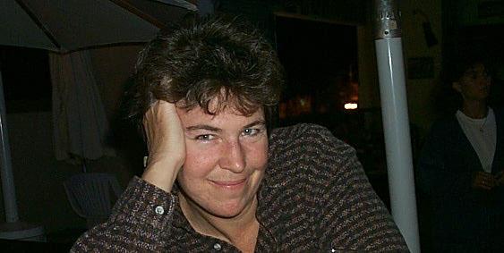 Jan Smiling